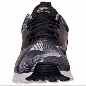 info for 536e0 30dbf ... nike shoes black grey white nike air max tavas print running